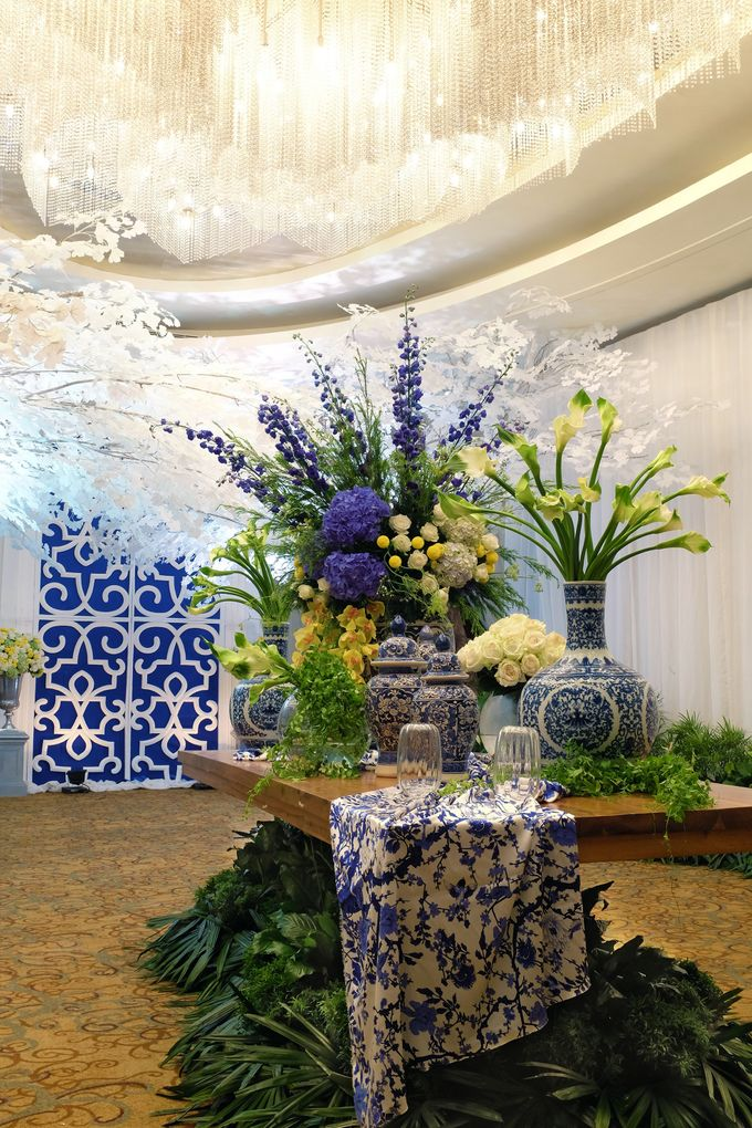 Chinoiserie Garden by Royal Design Indonesia - 004