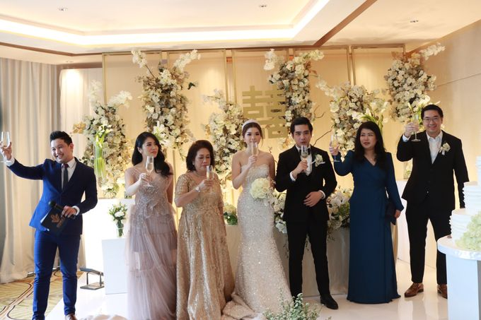 New Normal Entertainment Wedding at Westin Jakarta by Double V Entertainment by Double V Entertainment - 020