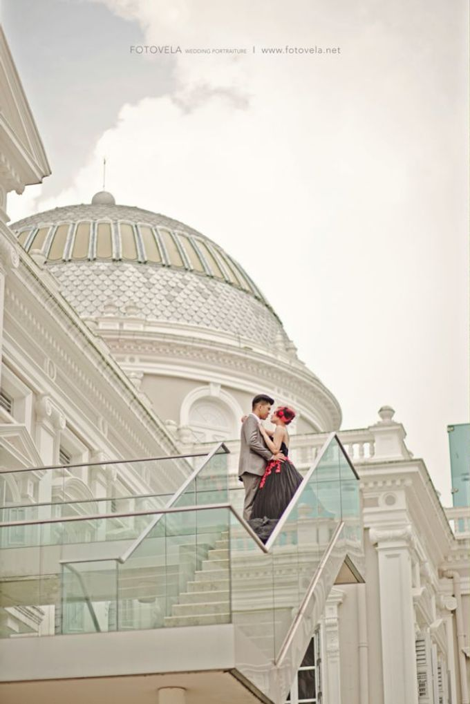 Febrian & Christy Singapore prewedding by fotovela wedding portraiture - 026