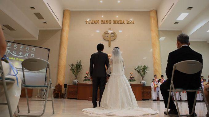 The Wedding of Chandra & Devia by WedConcept Wedding Planner & Organizer - 004