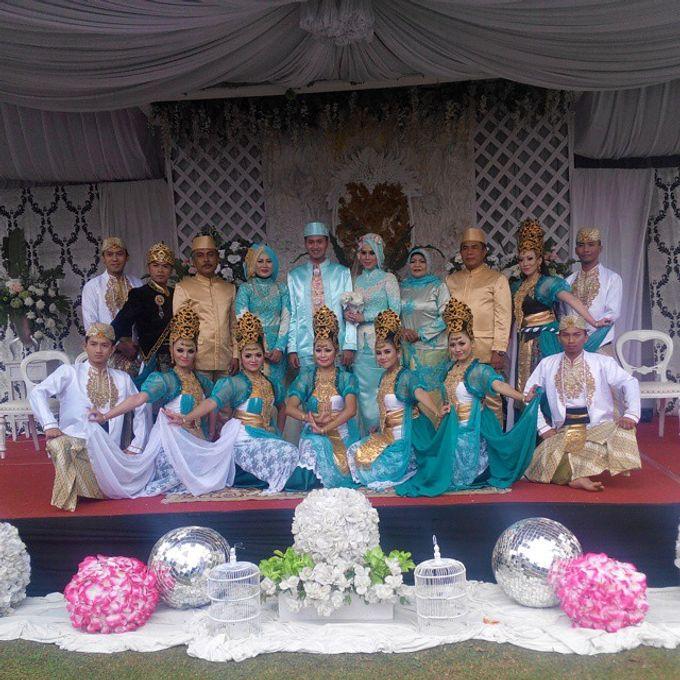 kartika Pohan & Benni Pernando by Link Wedding Planner - 009