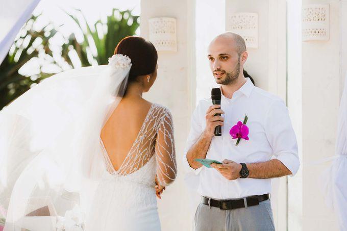 Phalosa Villa Bali Wedding - Ita & Phillip by Bali Pixtura - 012