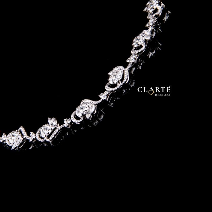 Necklace by CLARTE Jewellery - 001