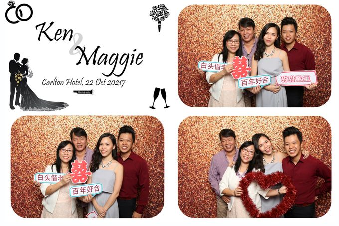 Ken and Maggie by Carlton Hotel Singapore - 026