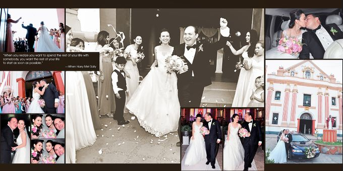 WEDDING PHOTO-VIDEO COVERAGE by CJC PHOTOGRAPHY ASIA CORPORATION - 014
