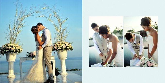 David & Rose by Bali Exotic Wedding Organizer - 011