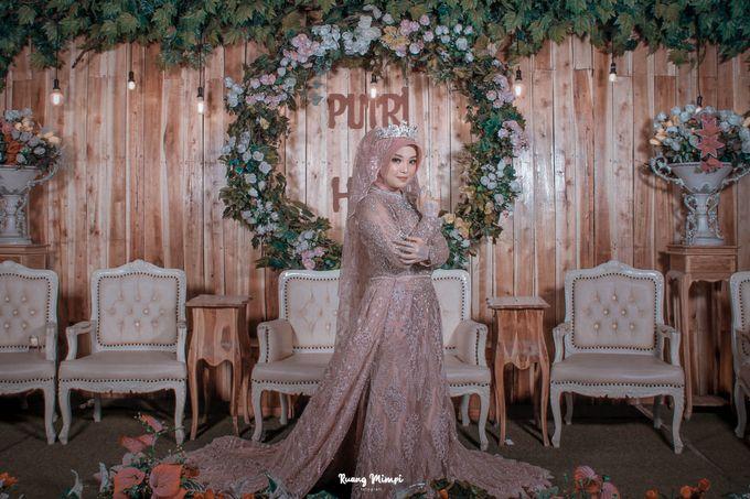 Wedding Of Putri & Habib by Rumah Makan Ponyo - 019