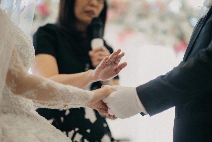 HENDRA & JENNY WEDDING by DHIKA by MA Fotografia - 026