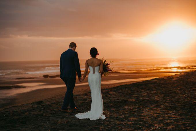 The Wedding of Mark & Maria by BDD Weddings Indonesia - 026