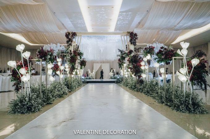 Ludwig & Eve Wedding Decoration by Valentine Wedding Decoration - 026