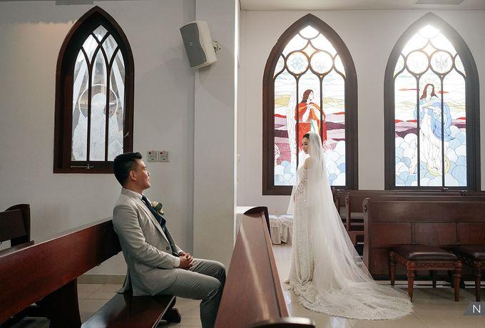 Johan & Finna Wedding by NOMINA PHOTOGRAPHY - 026