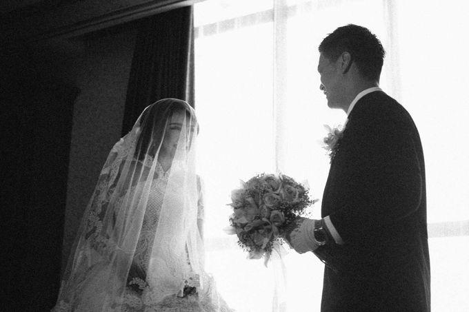 CALVIN & SANTI WEDDING by HAPE by MA Fotografia - 026