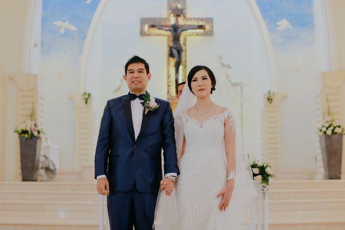 Wedding Hosana & Vina by Ananda Yoga Organizer - 024
