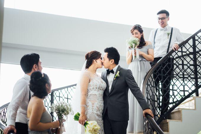 The Wedding of Anton & Christie by Memoira Studio - 030