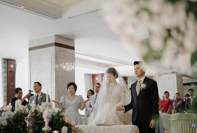 Felix & Hanna Wedding by Shangri-La Hotel - 026