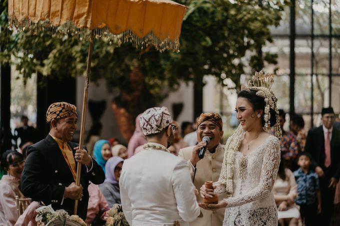 Denita & Fahmi Wedding by AKSA Creative - 026