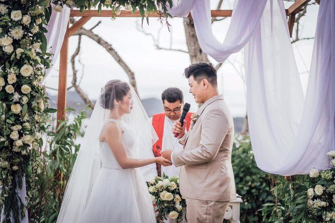 In Honor of Lucky & Mariska by Bali Becik Wedding - 026