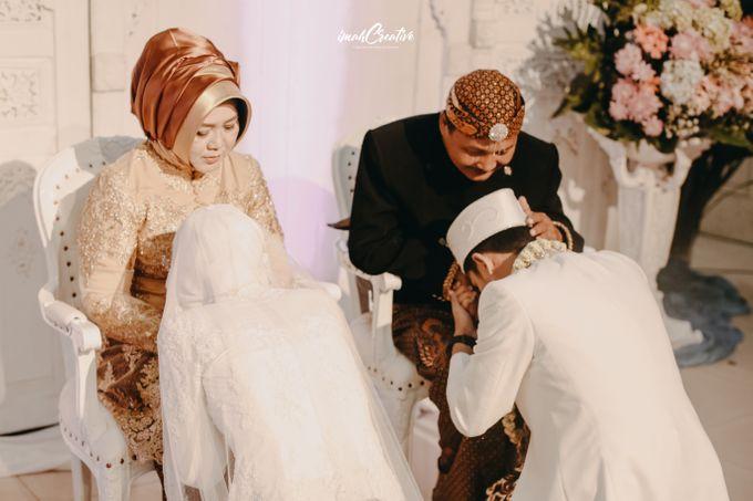 WEDDING RECEPTION OF ULFAH & DANAN by Imah Creative - 014
