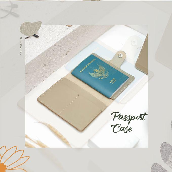Passport Case by McBlush Merchandise Service by Mcblush Merchandising Service - 001