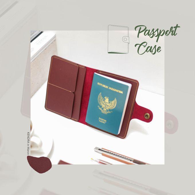Passport Case by McBlush Merchandise Service by Mcblush Merchandising Service - 002