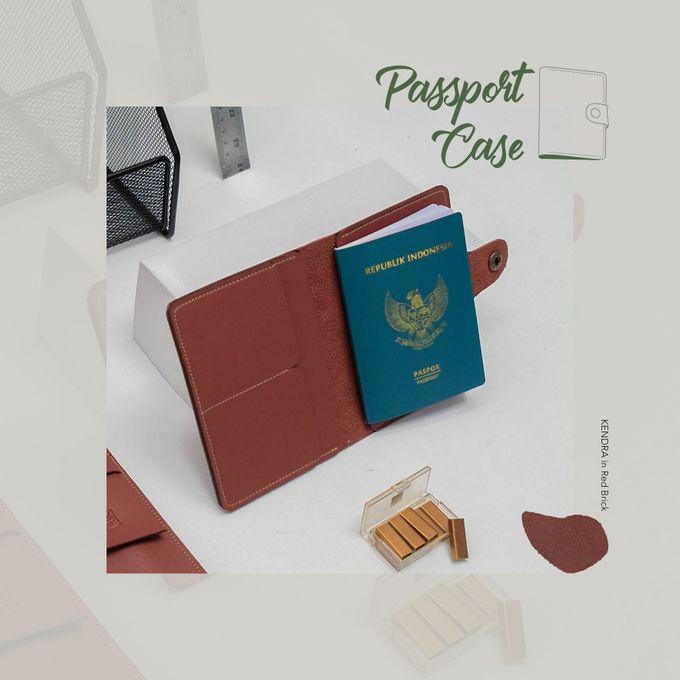 Passport Case by McBlush Merchandise Service by Mcblush Merchandising Service - 003