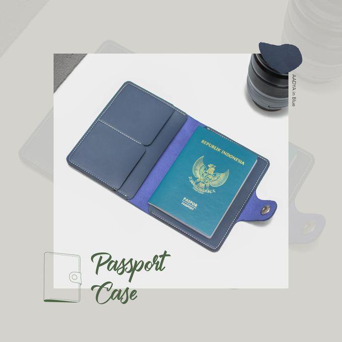Passport Case by McBlush Merchandise Service by Mcblush Merchandising Service - 004