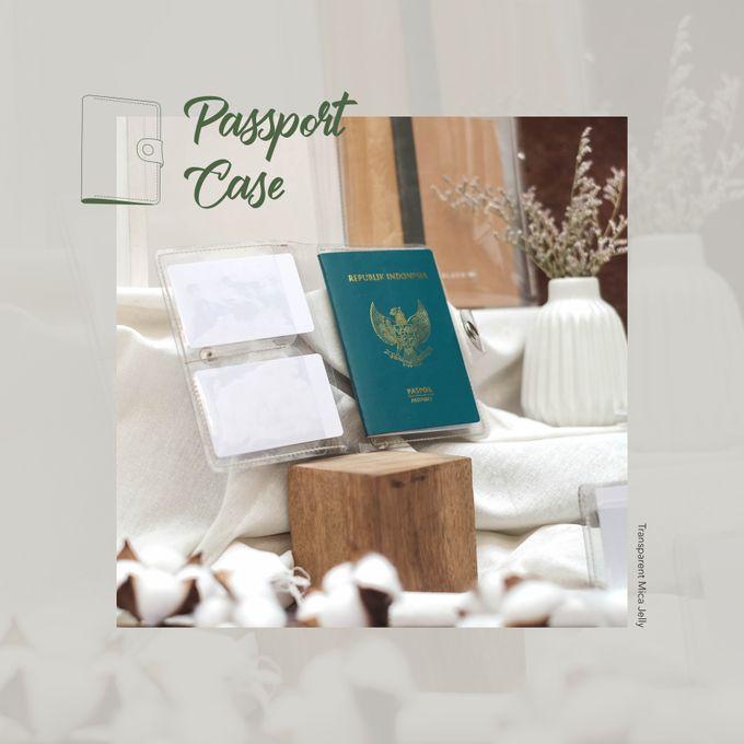 Passport Case by McBlush Merchandise Service by Mcblush Merchandising Service - 005