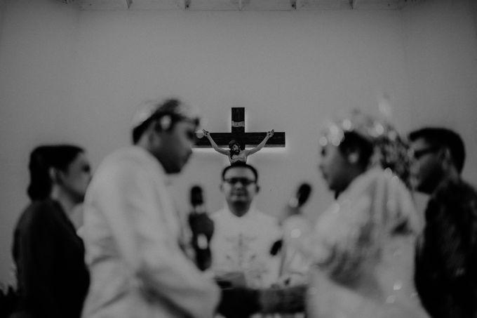 Bia & Dony Wedding by AKSA Creative - 026