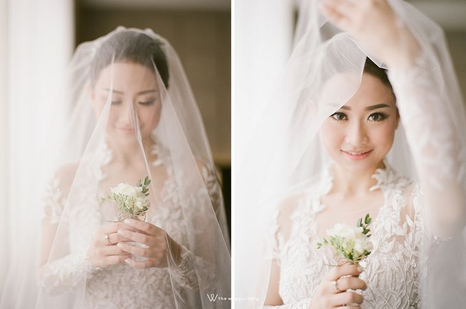 The Wedding of Gerry & Devina by The Wagyu Story - 026