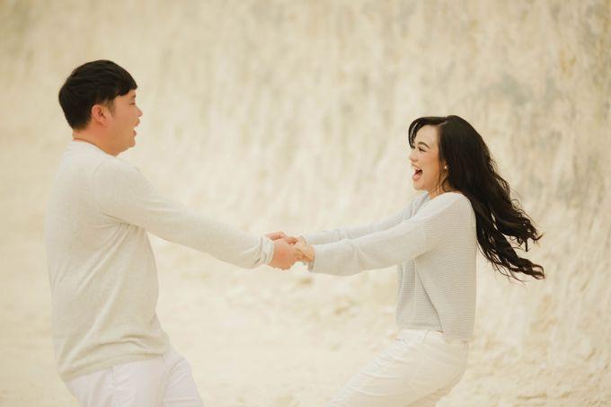 PRE - WEDDING SAMUEL & MERISA BY HENOKH WIRANEGARA by All Seasons Photo - 022