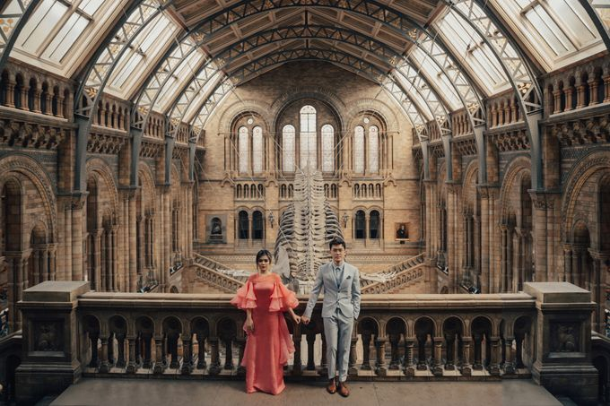 PRE - WEDDING DERIAN & GRACE BY RIO YAPARI by All Seasons Photo - 020