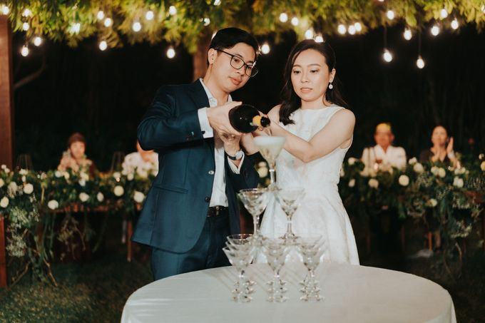 The Wedding of Shahril & Vivian by BDD Weddings Indonesia - 023