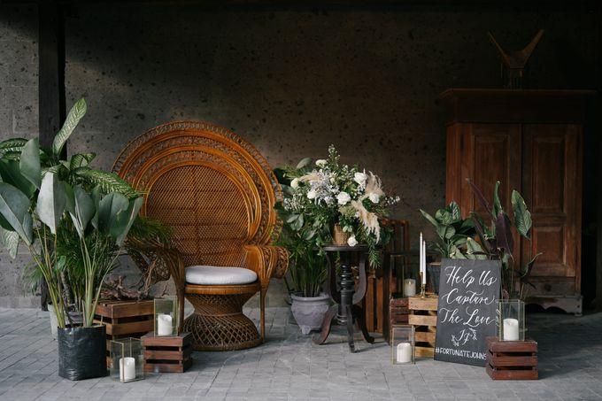 The Wedding of Johnsen & Fortunata by BDD Weddings Indonesia - 026