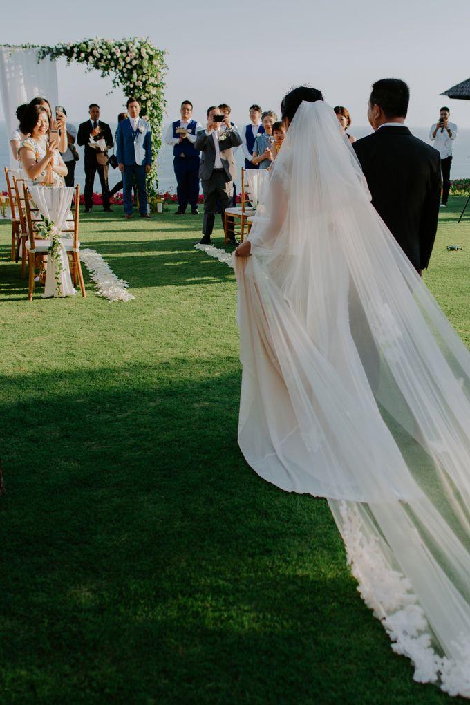The Wedding of Ryoichi & Stephanie by BDD Weddings Indonesia - 021