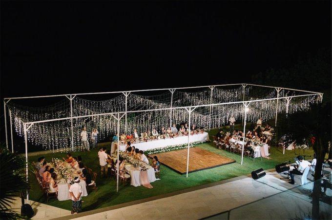 The Wedding of Donald & Larissa by BDD Weddings Indonesia - 027