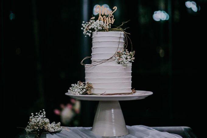 The Wedding of Larrie & Vivienne by BDD Weddings Indonesia - 026