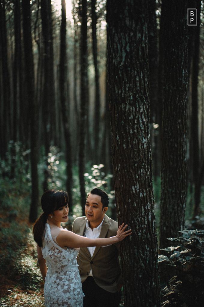 Hans & Meyke Prewedding by Bernardo Pictura - 005