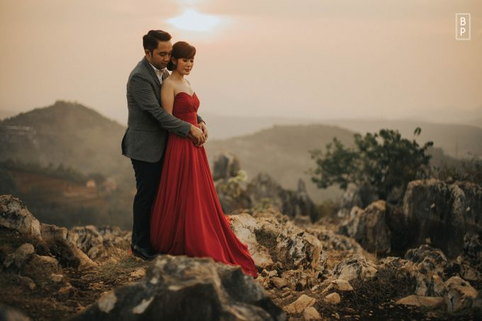 Hans & Meyke Prewedding by Bernardo Pictura - 001