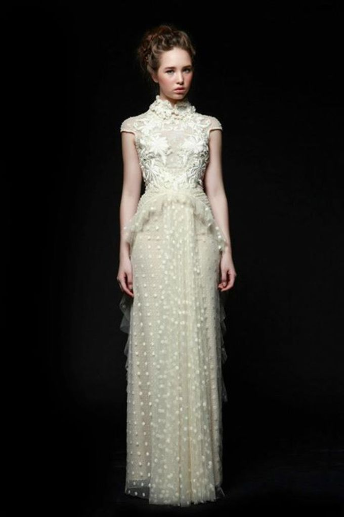 Bride and Evening Collection 2012-2013 Lookbook by saptodjojokartiko bride - 013
