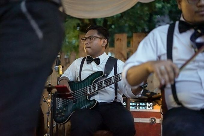Yudha & Rubeta Wedding by Remember Music Entertainment - 016