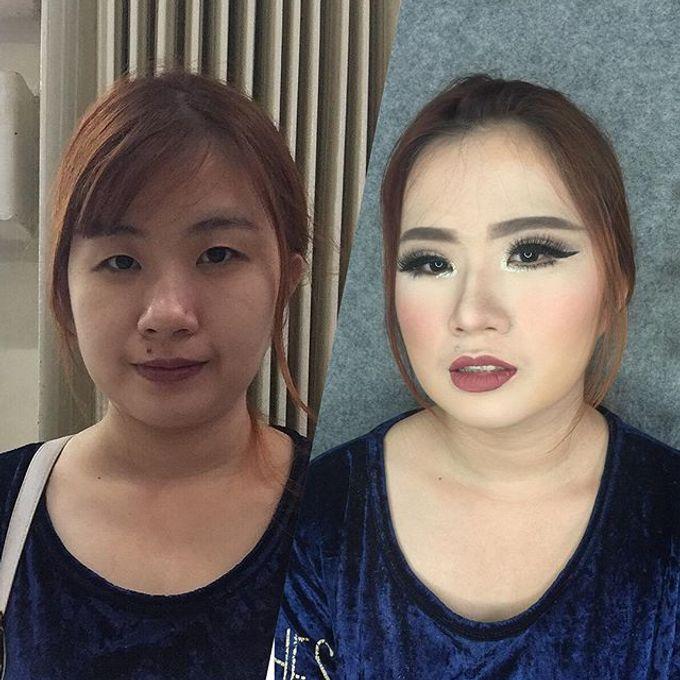 Wedding Makeup by Juny Veniera Makeup Artist - 004