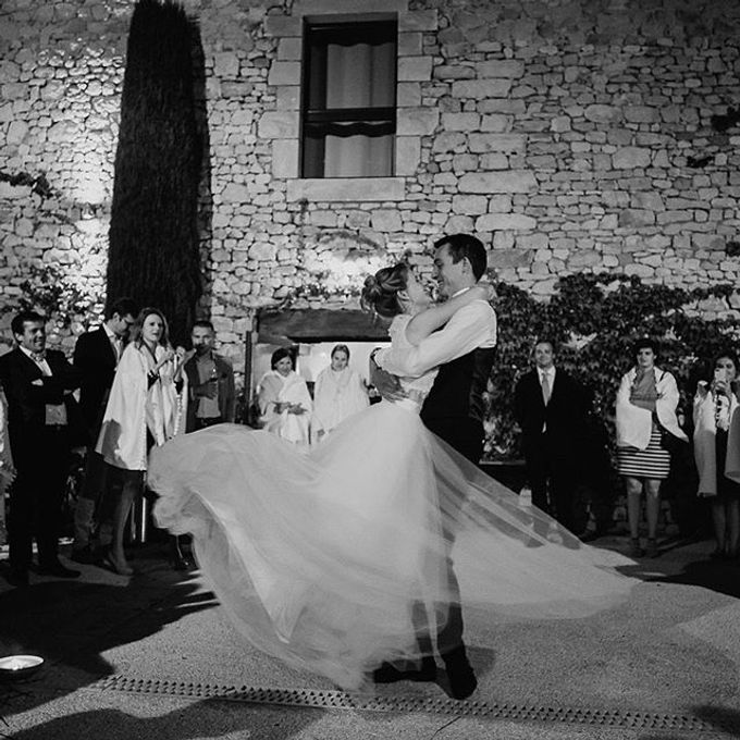 Wedding in the French Dordogne by Elegant Events - 020