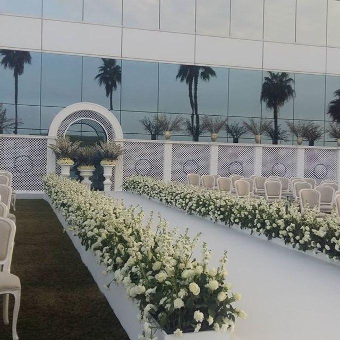 Burj Al Arab Wedding by Theresa D Wedding Celebrant - 006