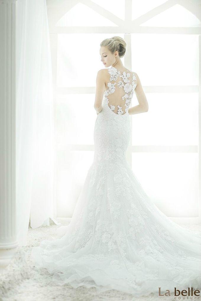 Bridal Gown Collection 2015: Legends by La Belle Couture Weddings Pte Ltd - 010