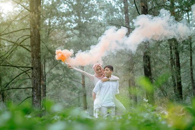 Prewedding Hesty&Mugi by Servio wedding studio - 003
