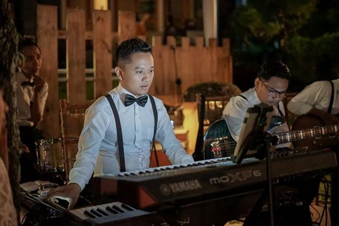 Yudha & Rubeta Wedding by Remember Music Entertainment - 014