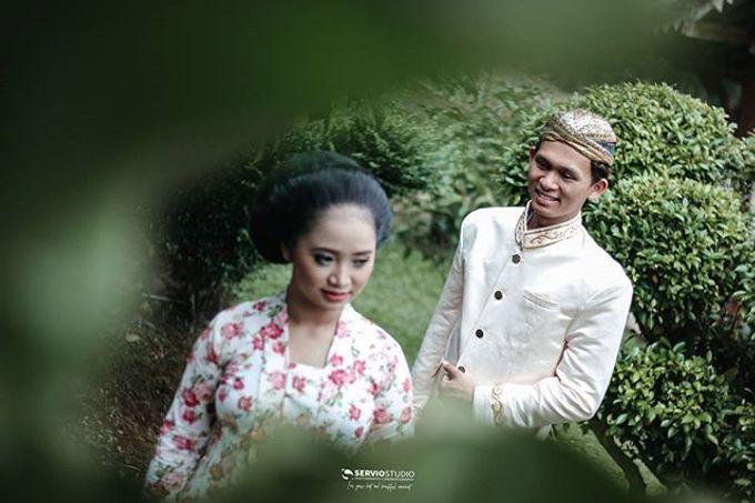 Prewedding Fitria&Hari by Servio wedding studio - 001