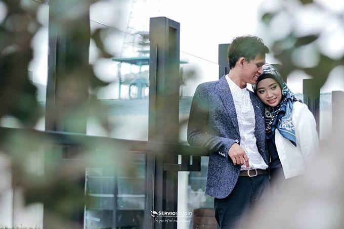 Prewedding Fitria&Hari by Servio wedding studio - 003