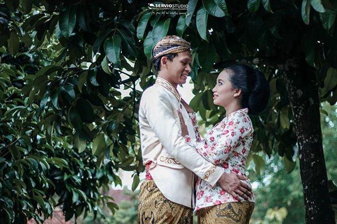 Prewedding Fitria&Hari by Servio wedding studio - 006