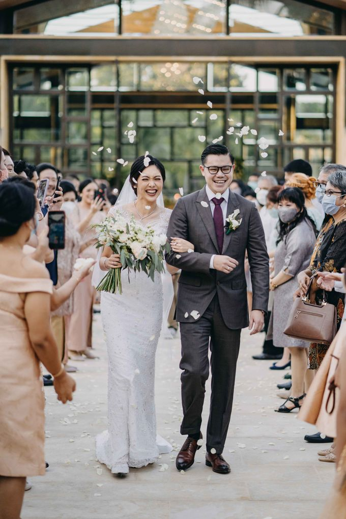 Wedding The Mulia Resort Donald & Tabita by StayBright - 021